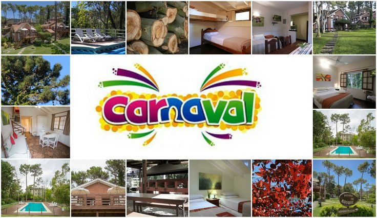 YA ESTA TODO PREPARADO PARA ESTE FIN DE SEMANA LARGO DE CARNAVAL!. LOS ESPERAMOS!  #carnaval #posadadelbosque #findesemanalargo #amocarilo #amoelbosque #febrero2017