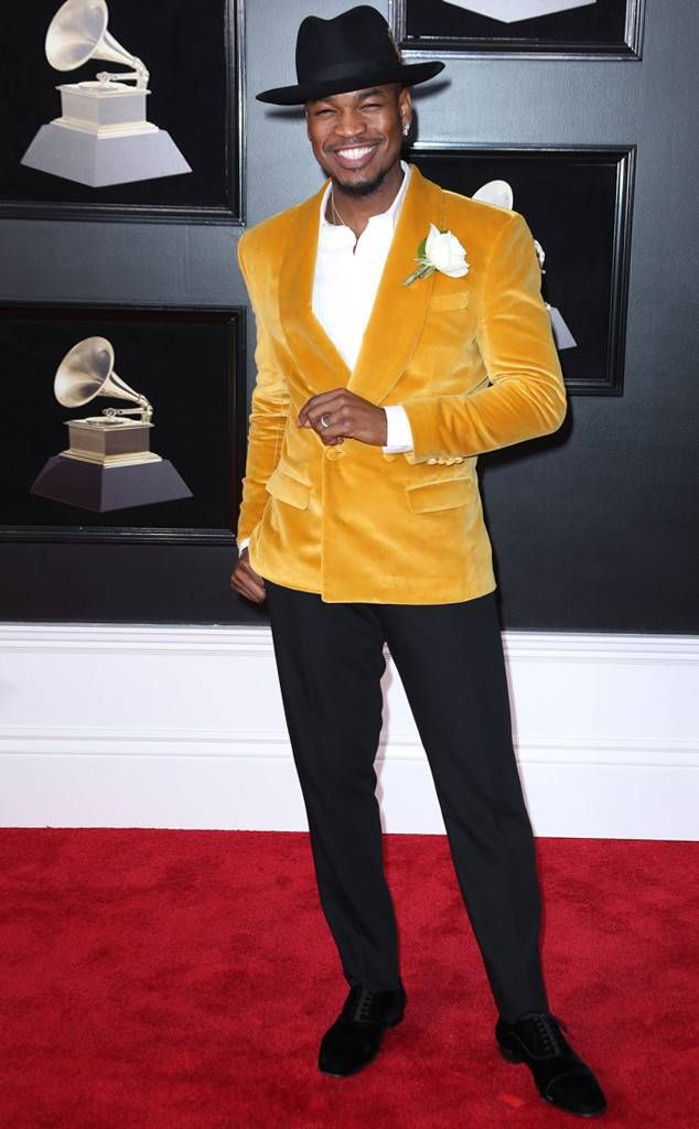 Ne-Yo from 2018 Grammys Red Carpet Fashion in 2019 | Eye Candy | Red