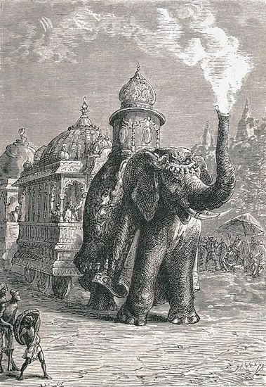 The Steam House, By far Verne's best book, however underrated it is. Jules Verne illustrations - Google Search