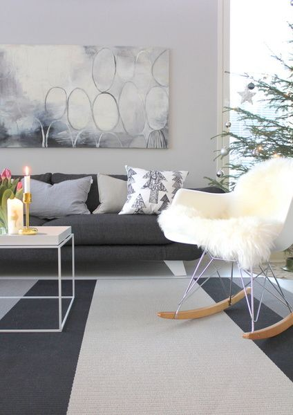joulu,joulukoti,moderni,olohuone,olohuoneen sisustus