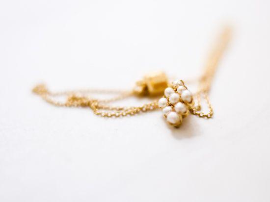 MARGARET NECKLACE http://www.thedarkhorse.com.au/shopping/NECKLACES/MARGARET-NECKLACE-GOLD---AU-REVOIR-LES-FILLES