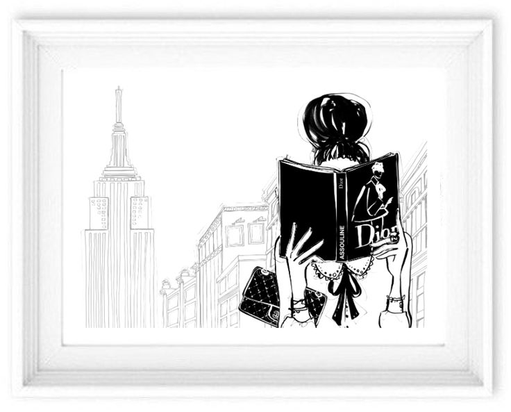 Limited Edition: New York - Lost in Dior