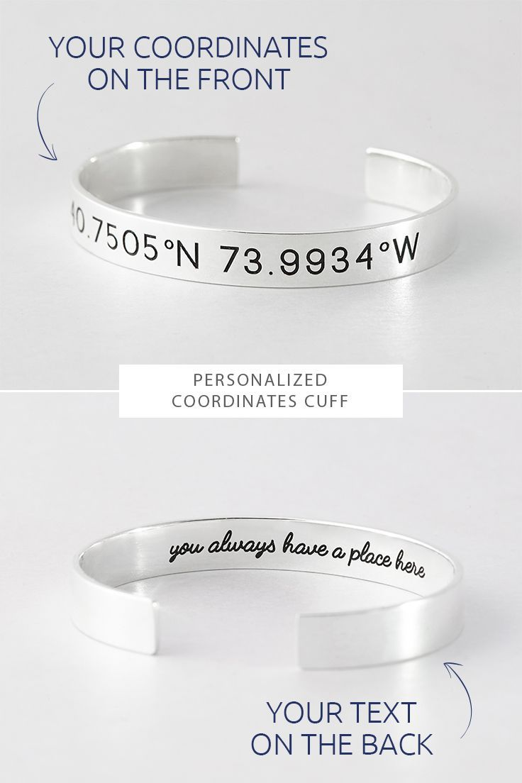 Personalized coordinates cuff • Longitude and Latitude Bracelet Cuff • Engraved coordinates cuff • Custom coordinates cuff • Cuff with coordinates and handwriting • Customized cuff • Coordinates and handwriting bracelet cuff • Sterling silver cuff • Bridesmaid cuff • Graduation jewelry • Bridesmaid jewelry • Xmas best friend cuff • great engagement gifts • Christmas personalized sister gifts • personalized engagement gifts for engagement party • goodbye presents • senior gift ideas
