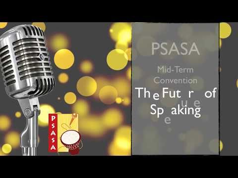 PSASA Mid Term Convention ad - YouTube