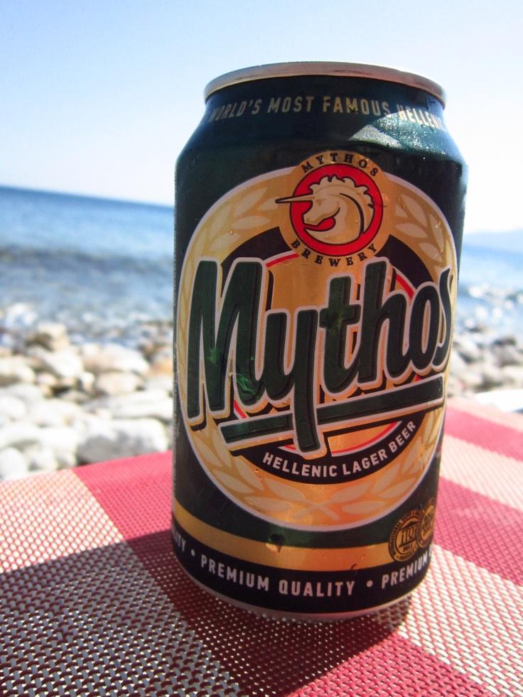 Mythos - Greek beer