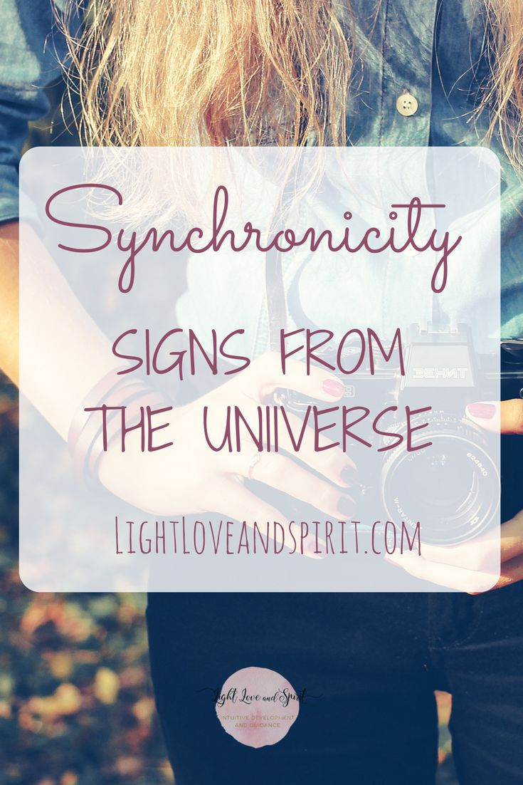 Coincidences are often more than what meets the eye.The synchronicites you're experiencing may be a wake-up call!