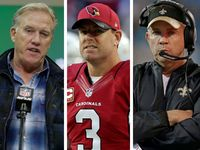 How'll John Elway get Denver back to the playoffs? Can Arizona maximize Carson Palmer's last days? Are Sean Payton's Saints redeemable? Gregg Rosenthal eyes eight teams in free agency.