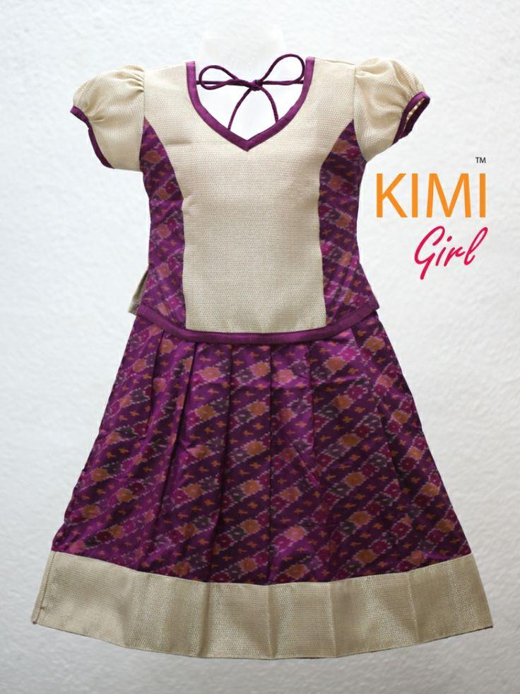 Pattu Pavadai I Shall Sew Someday Pinterest