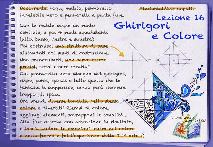 KarMa-illo: lezionididisegnogratis