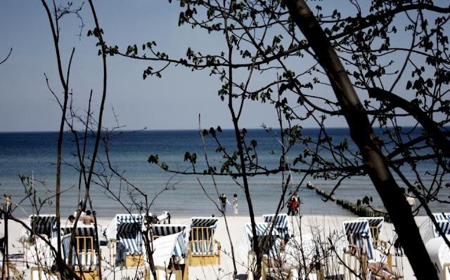 Beach, Sea, Poland,Bałtyk,Kolobrzeg,Kołobrzeg,Poland