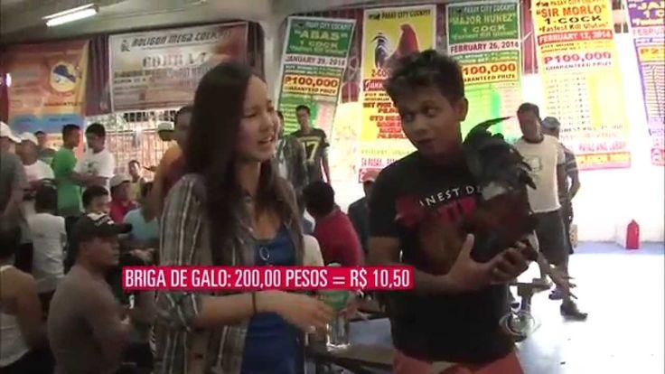 O Mundo Segundo Os Brasileiros - Manila (Filipinas) - HD Completo