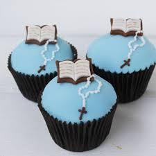 cupcakes comunion - Buscar con Google
