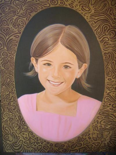 Ritratto di bambina - Alessio Atzeni
