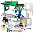 Screen Printing Supplies, Equipment & Kits | Silk Screening Supplies