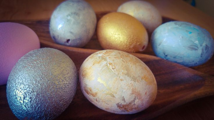 Easter painting egg