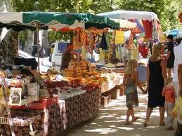 Markets. Particularly South France (Uzes and Barjac are personal faves!)