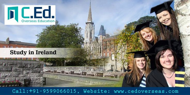 C.Ed. Overseas Education is a professionally run education consulting firm since 2009 in career #counseling.#Ireland, #UK , #USA Know more :- http://goo.gl/Sw6gFX