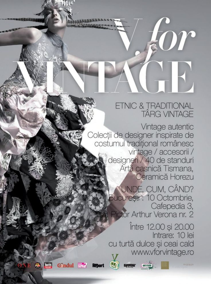 V for Vintage Fair - Etnic&Traditional 2009 Edition