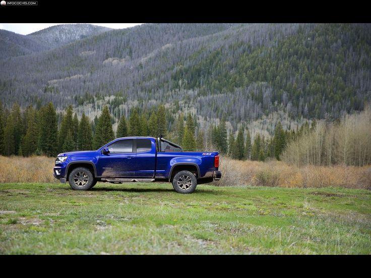 Fotos del Chevrolet Colorado Midnight Edition and Trail Boss - 5 / 12