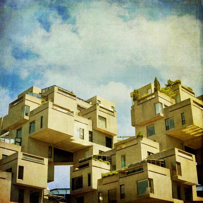 Habitat 67, photos by Jane Heller