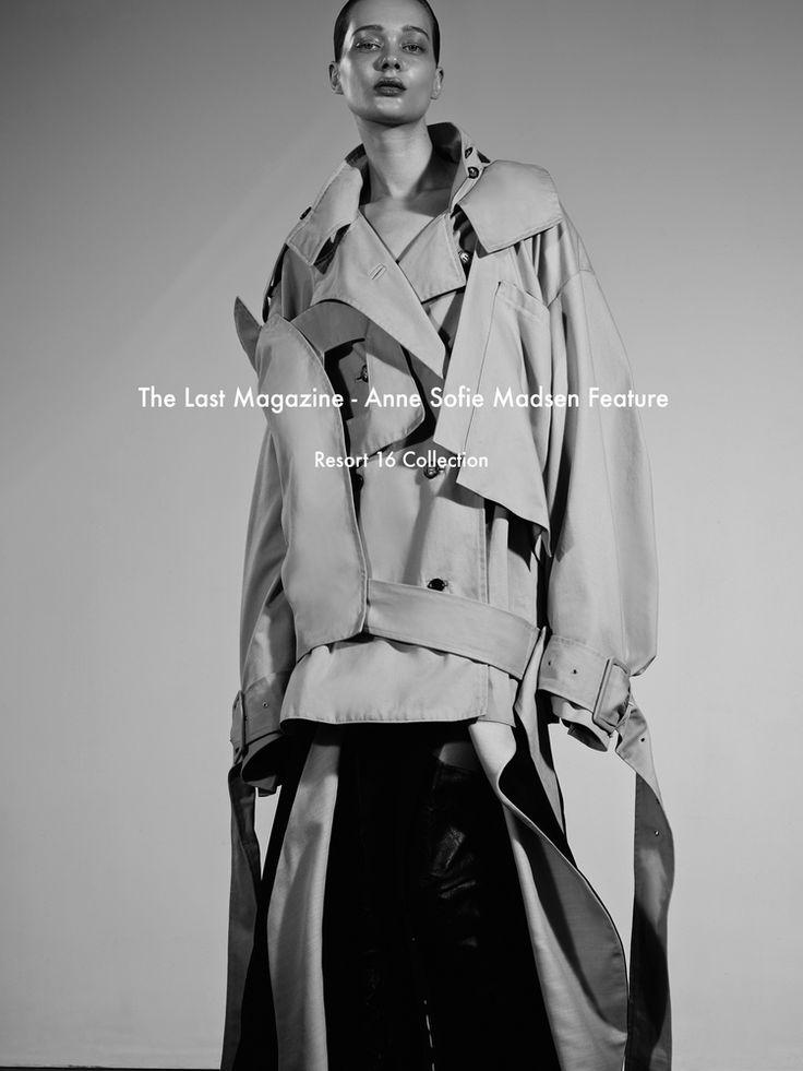 Fashion Copious - Tanya Katysheva by Tyler Kohlhoff for The Last Magazine