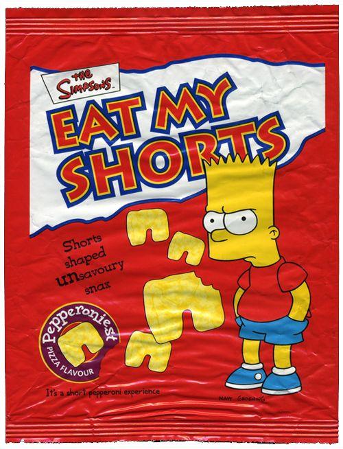 Bart Simpson 90s // www.art-by-ken.com