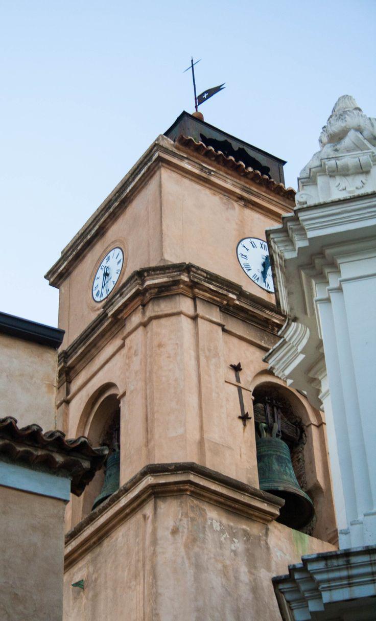 Church of Santa Maria Maggiore near the Castello Ducale in the historic centre.