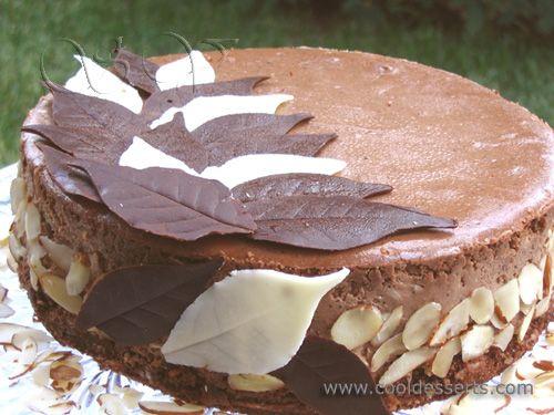 :: Просмотр темы - Десерты от Мишель. Мокко чизкейк с черносливом