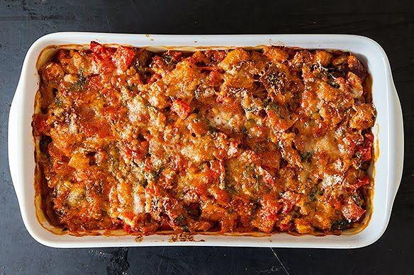 Scalloped Tomato recipe from Food52