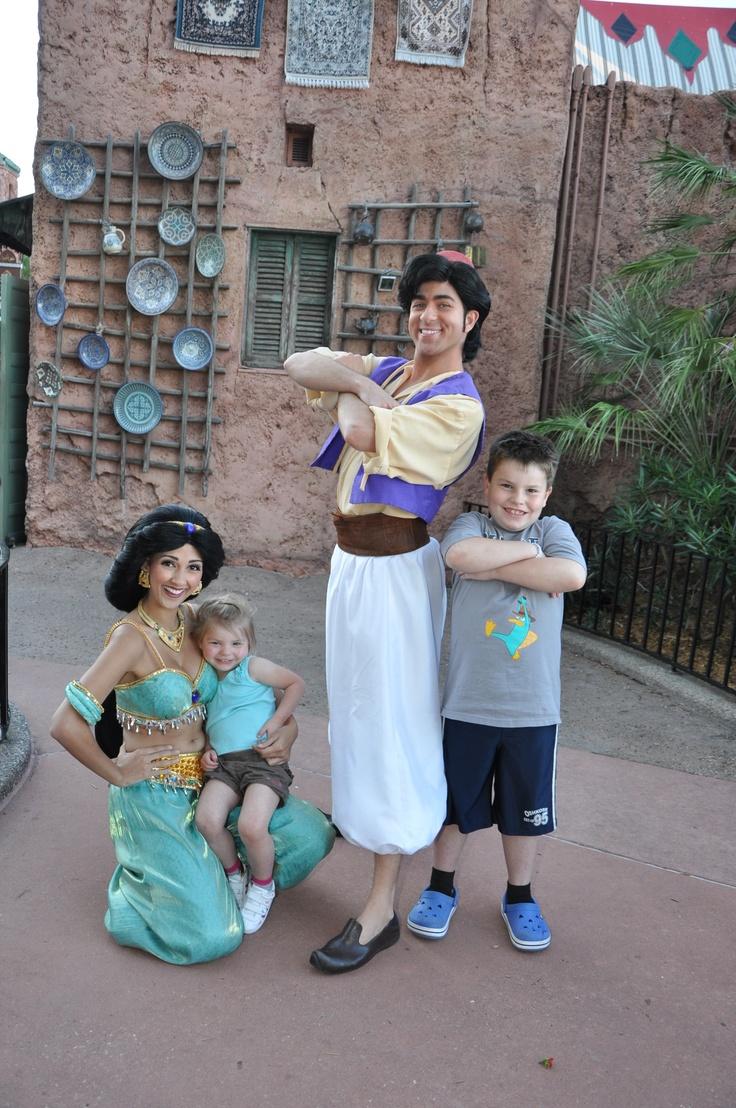 3 wishes.....Disney
