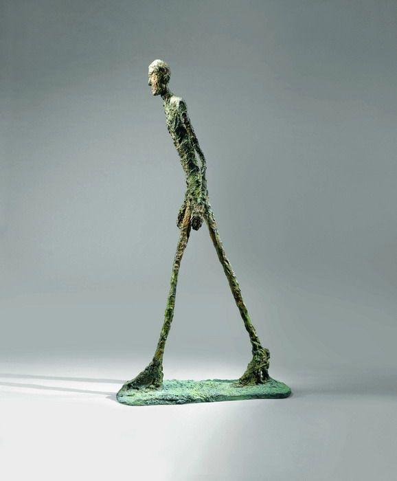 Menuturistico - ...di cibo, di libri, di viaggi, di foto La appassionante scultura di Giacometti a Roma