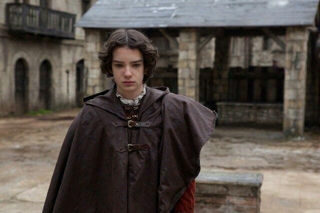 Kodi Smit-McPhee as Romeo's cousin, Benvolio.