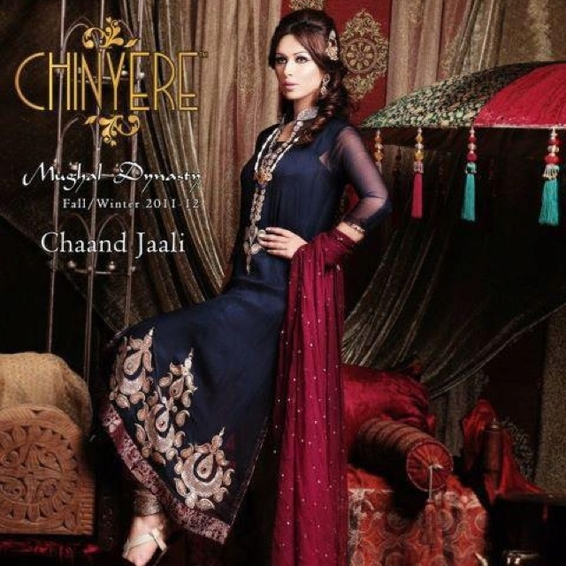 South Asian fashion!