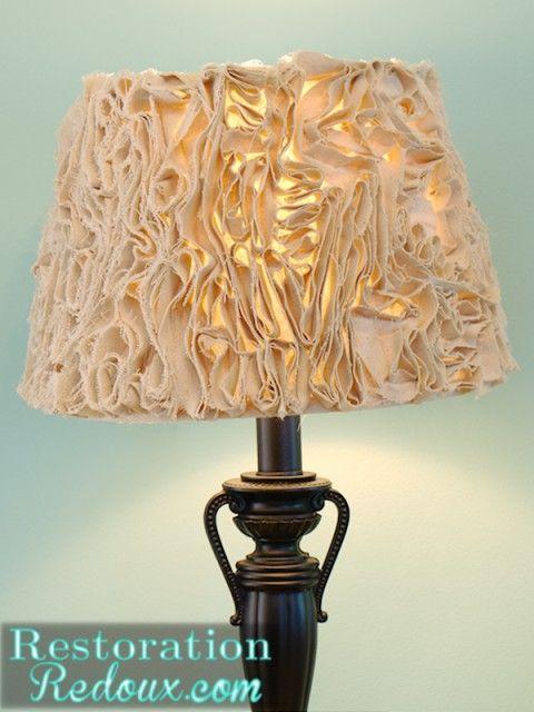 Best 25+ Homemade lamp shades ideas on Pinterest | Homemade lamps ...