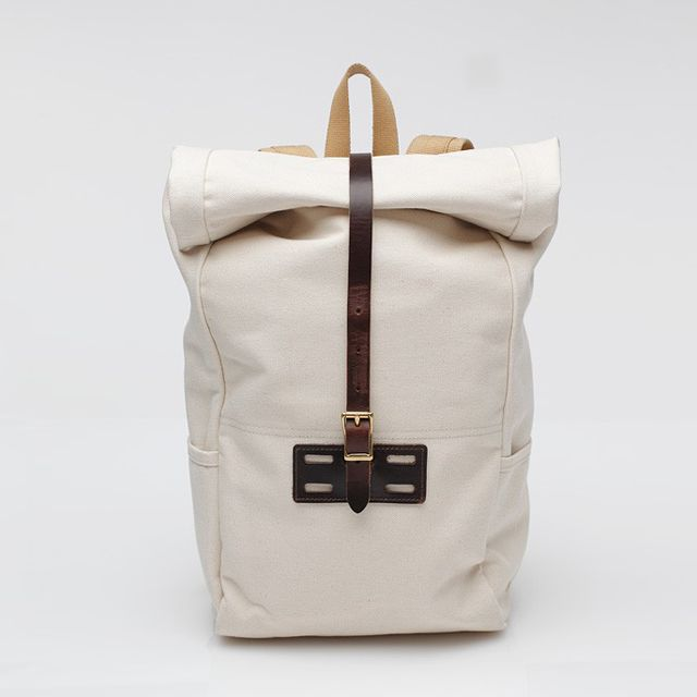 Archival Clothing Rolitop Backpack: Backpacks, Fashion, Style, Accessories, Bags