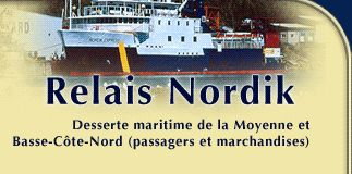 Groupe Desgagnés || Traverse maritime