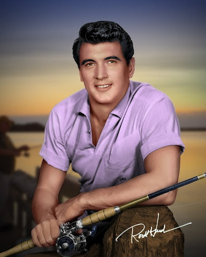 "ROCK HUDSON - I also remember meeting Gary Cooper at a party. I was so impressed that I blurted out that all the stars I had met before had been terrific people. Cooper thought about it for a minute, then said, ""Yes, I suppose we are, the ones who are on top. But watch out for the ones who haven`t quite made it, or are past it."" It was valuable advice."
