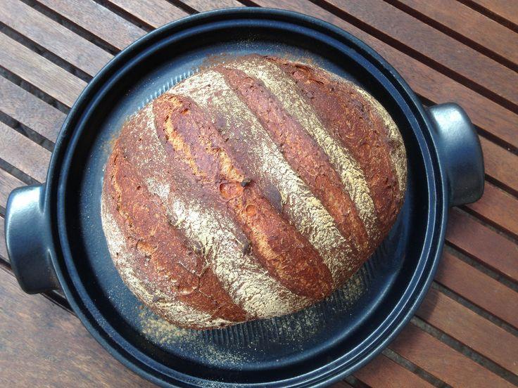 https://flic.kr/p/LmoePE   Boerenbrood met meel van Soubry