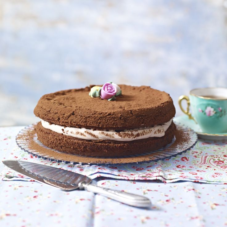 All-In-One Chocolate Cake - Woman And Home