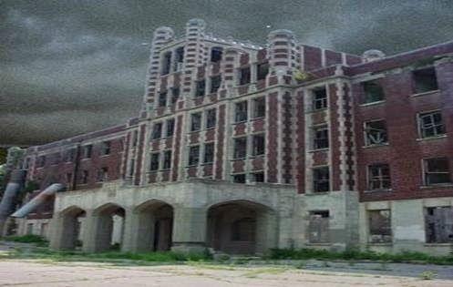 O Assustador Sanatório de Waverly Hills.