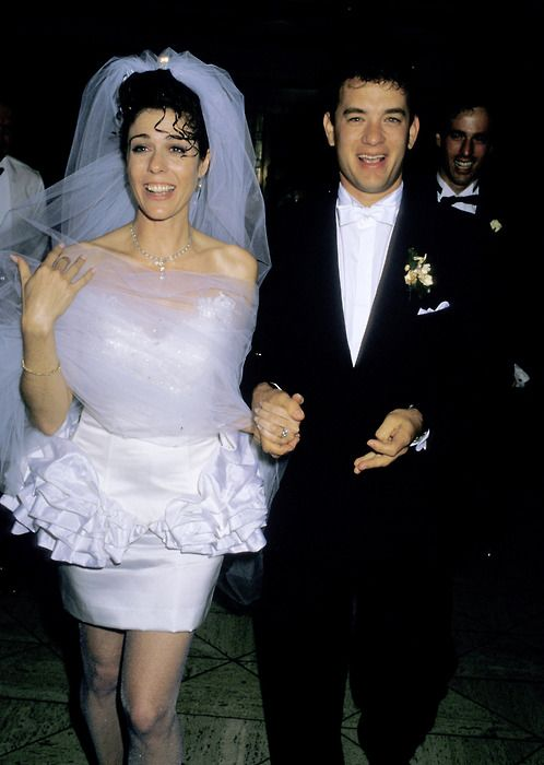 Rita Wilson & Tom Hanks, together since 1985 and married in 1988