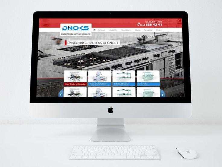 dinoks-web-site-tasarimi - mockup / kocaeli web tasarım