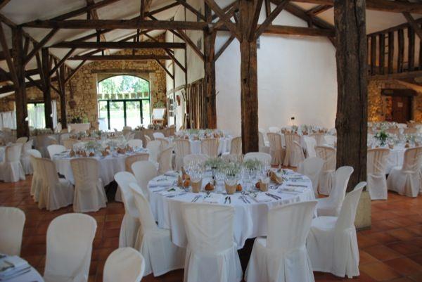 salle de réception, salle de mariage, mariage, wedding, table mariage ...