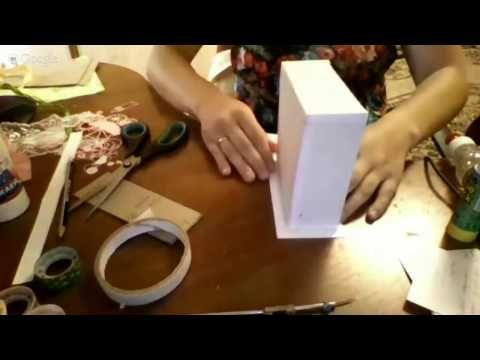 """Ф.Батдалова. """"4 шага для создания пейзажной яшмы и винтажной розы"""" + Мамины сокровища - YouTube"""
