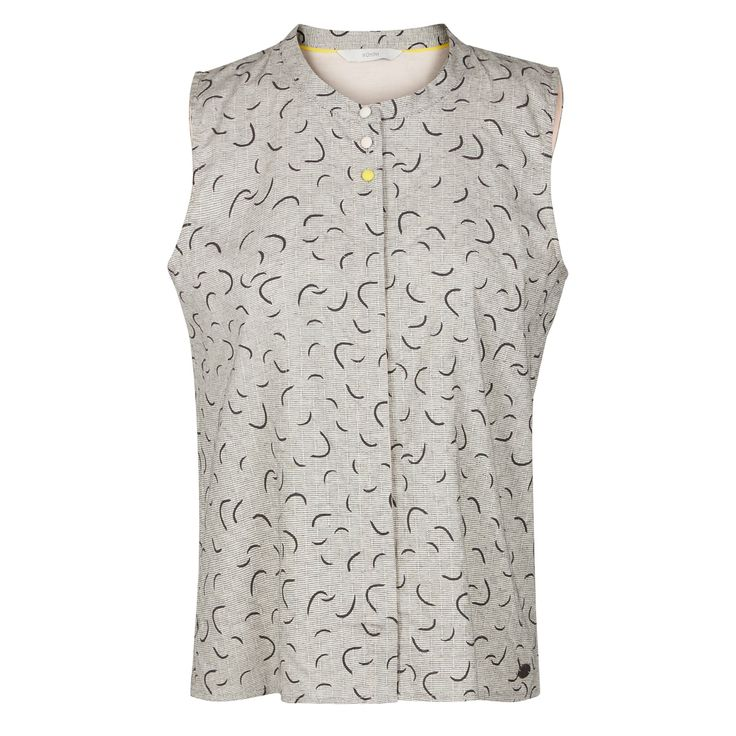 FILICIA top by Nümph. Summer fashion. Printed top. Summer outfit. Forevermlle.com online store