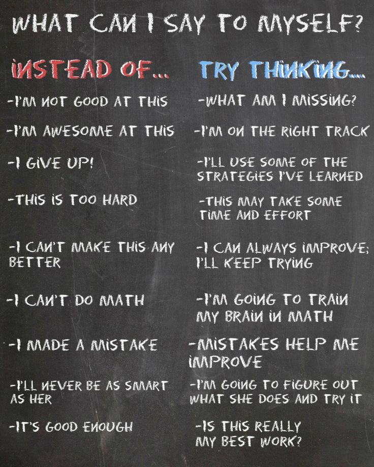 9 ways students can develop a growth mindset.