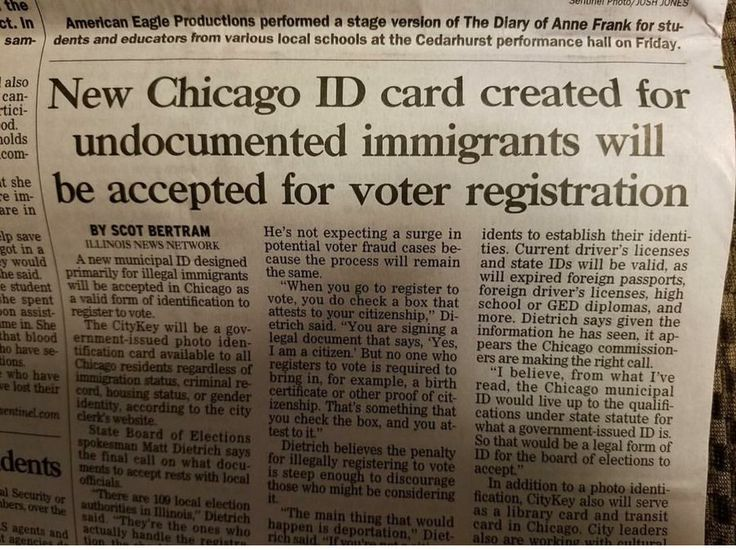 It is ILLEGAL for non-citizens to vote!