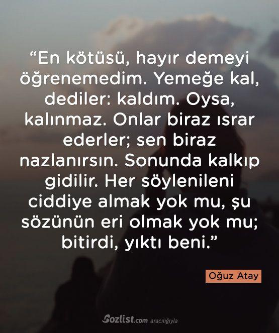 #oğuz #atay #sözleri #yazar #şair #kitap #şiir #özlü #anlamlı #sözler