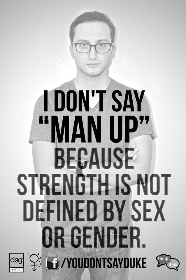 Εκστρατεία «You don't say» για την ισότητα των φύλων και τη σεξουαλική ταυτότητα   Πηγή http://socialpolicy.gr/2014/04/%ce%b5%ce%ba%cf%83%cf%84%cf%81%ce%b1%cf%84%ce%b5%ce%af%ce%b1-you-dont-say-%ce%b3%ce%b9%ce%b1-%cf%84%ce%b7%ce%bd-%ce%b9%cf%83%cf%8c%cf%84%ce%b7%cf%84%ce%b1-%cf%84%cf%89%ce%bd-%cf%86%cf%8d%ce%bb.html