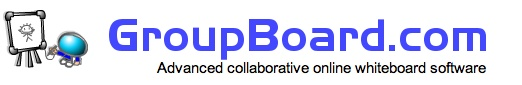 Collaborative online whiteboard software for students;  has app as well.